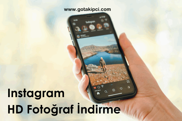Instagram Fotoğraf İndirme
